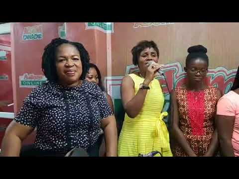 Adom Live Worship with Daughters of Glorious Jesus