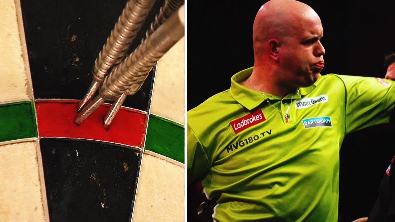 Download The greatest 9 darters in World Darts Championships history!