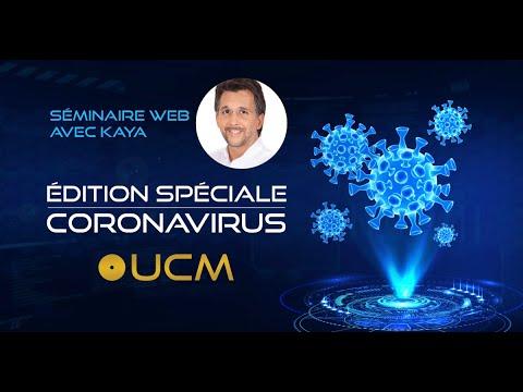 Le coronavirus ; un regard symbolique avec Kaya, Séminaire web du 3 février 2020 👨⚕️🌎✨
