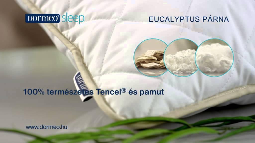 Dormeo Eucalyptus párnaszett - YouTube 1069b35923