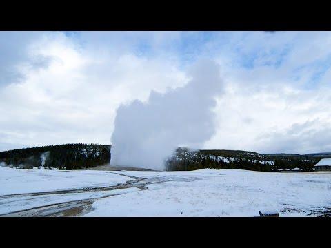 The Volcano Under Yellowstone