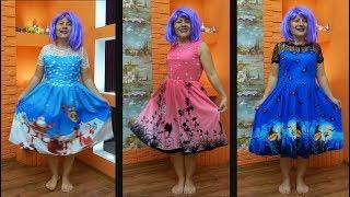 De ce mama i-a cumparat multe rochii? Rosegal Haul   Bogdan's Show