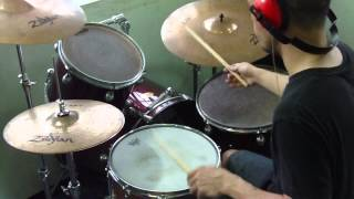 Kaleidoscope World - Francis Magalona - Drum Cover