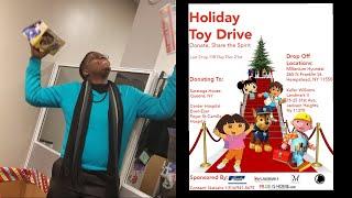 Pride Is Home and Keller Williams Landmark II  Sponsor Holiday Toy Drive 2018