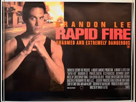 Rapid Fire - action - 1992 - Trailer - YouTube