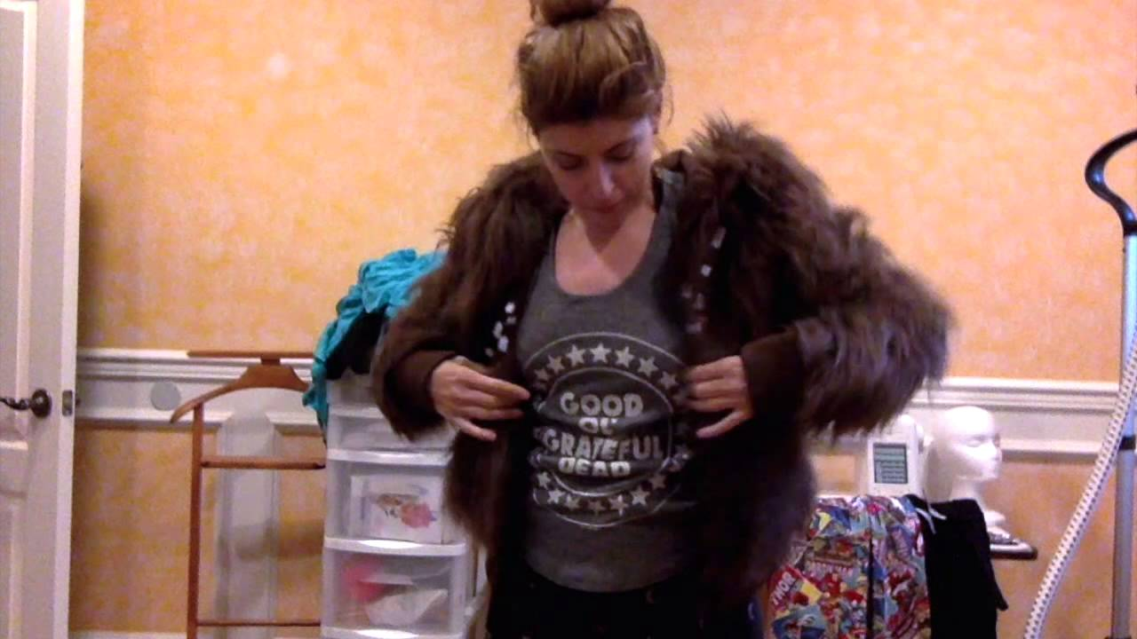 I Am Chewie Hoodie Unboxing Youtube