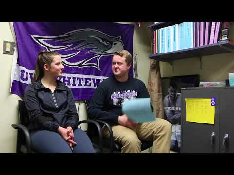 HawkCast Episode 9 - Meet Kate, Our New Marketing Coordinator | UWW Intramural & Club Sports