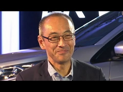 Interview with Yoichiro Ueno president, CEO, Honda Cars India