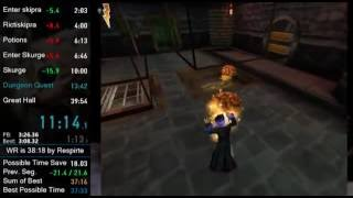 Harry Potter and the Chamber of Secrets: Shit Speedrun (38:02)