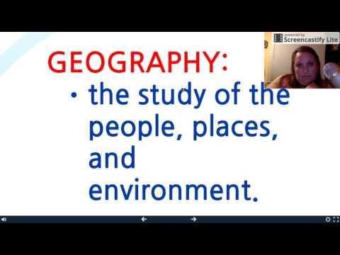 5 Fields of Social Studies Presentation Part 2