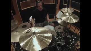 Studio tour of Thomas Lang recording Spark 7's new album in Tokyo