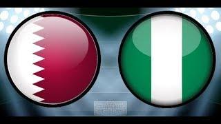 Qatar u20  vs  Nigeria  u20 - World Cup 2019  24 - may- 2019