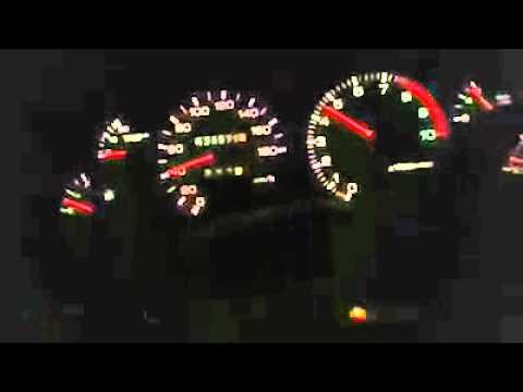 Nissan skyline r32 -top speed - YouTube