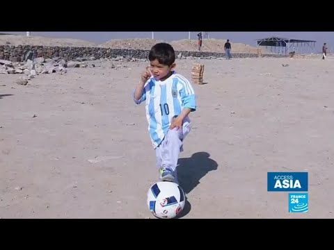 Afghanistan: Young Messi fan who went viral forced to flee his home Mp3