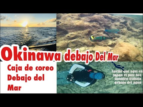 OKINAWA  DEVAJO DEL MAR, POST BOX DEBAJO DEL MAR