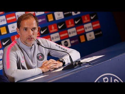 🎙 Conférence de presse de Thomas Tuchel avant Orléans 🆚 Paris Saint-Germain