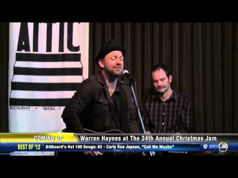 "Kristian Bush sings ""Baby Girl"" LIVE"