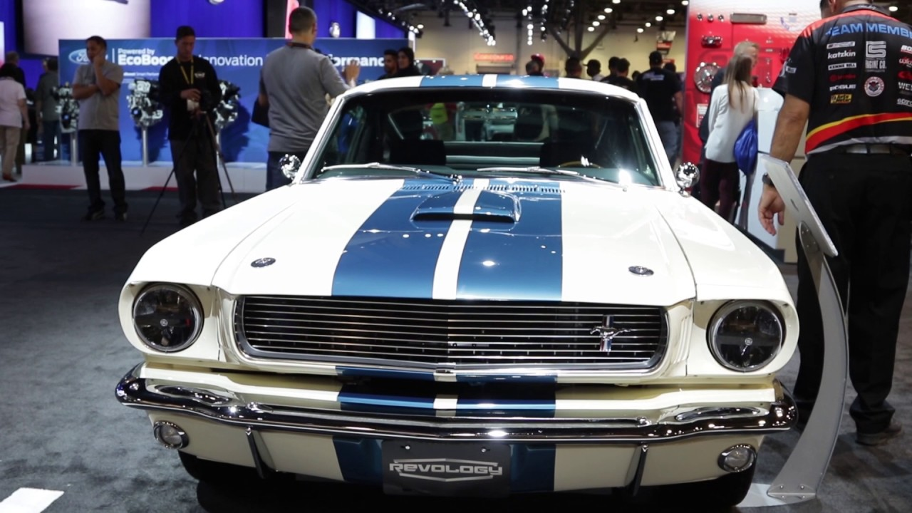 Total cost involved goes all in with coyote swap 65 mustang at sema 2016