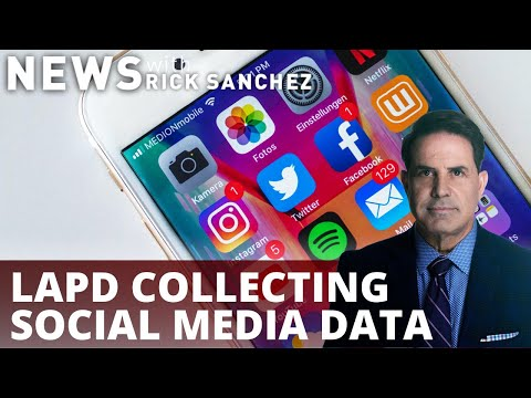 LA police ordered to collect everyone's social media accounts