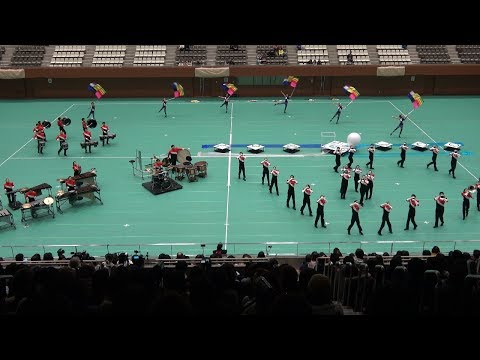 Legend of ANGELS Drum&Corps 2017Winter Marching Party in KYOTO