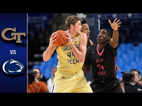 Georgia Tech vs. Penn State Men