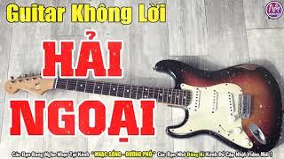 Lk Rumba Hải Ngoại 2019 | Hòa Tấu Guitar Điện Solo | Nhạc Bolero Không Lời | Nhạc Sống Đường Phố