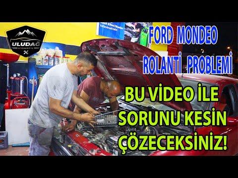 FORD MONDEO ROLANTİ DALGALANMASI SORUNU (KESİN ÇÖZÜM)