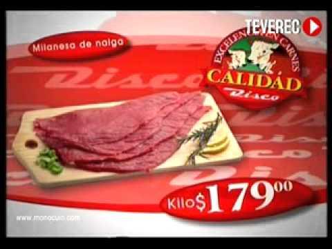 Disco Precio de la Carne TV Spot Uruguay 2011 TEVEREC