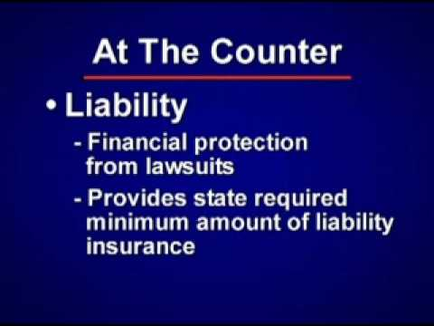 Rental Car Insurance Info