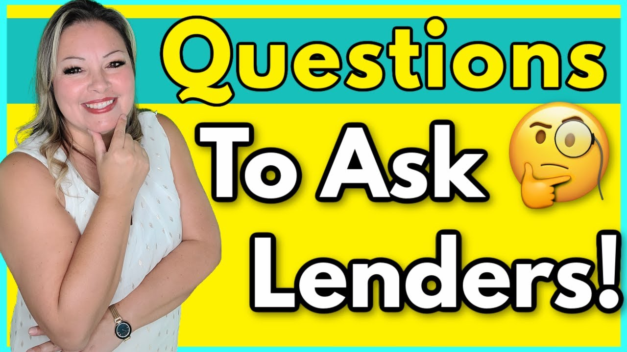Home Buying Process in Oahu | Questions to Ask Your Lender