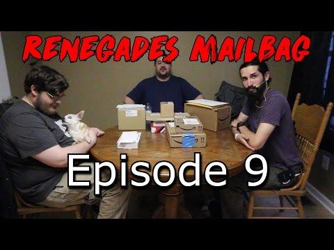 Renegades Mailbag - Episode 9