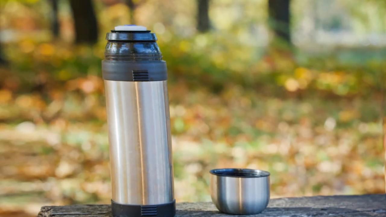 Как очистить термос из нержавеики от чайного налета и запаха изоражения
