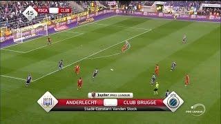 Андерлехт - Брюгге / Anderlecht - Brugge / БЕЛЬГИЯ / Высшая лига / 23.04.17