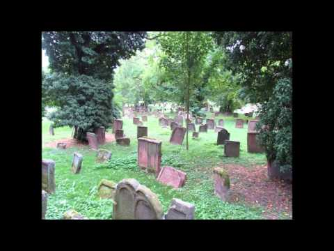 29-08-2012 Visiting Worms Germany, The old Jewish cemetery, Old Synagogue and Rashi House