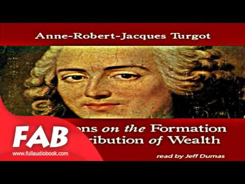 Reflections on the Formation and Distribution of Wealth Full Audiobook by Nicolas de CONDORCET