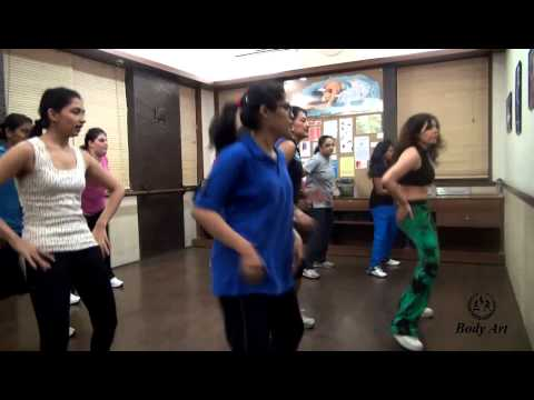 Workout Routine Zumba