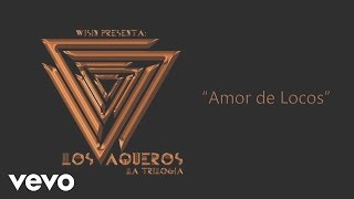 Wisin - Amor de Locos (Cover Audio)