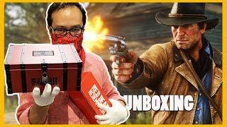 """Red Dead Redemption 2 : le Collector le plus """"quali"""" de 2018 ? (UNBOXING) Video"""