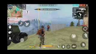 My Free Fire  action game world live show