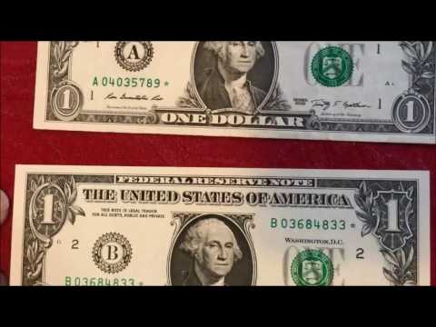 CHECK YOUR PAPER CHANGE TOO! VALUABLE PAPER MONEY IN YOUR POCKET!?