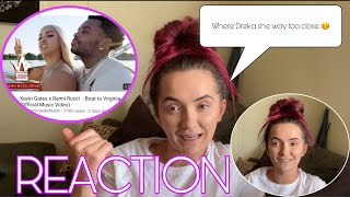 KEVIN GATES x RENNI RUCCI - BOAT TO VIRGINIA (OFFICIAL MUSIC VIDEO) FIRST TIME WATCH AND REACTION