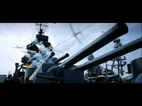 Pearl Harbour Attack Scene Edited