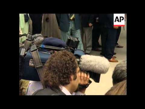 ITALY: FLORENCE: CONFERENCE TO ASSESS BOSNIA