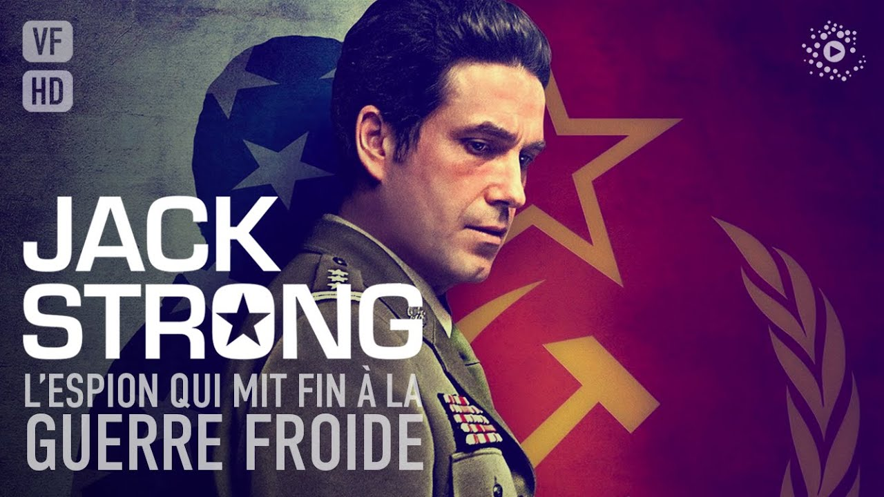 Jack Strong - Film complet en français et en HD (Thriller, Action, Guerre Froide, Espionnage)