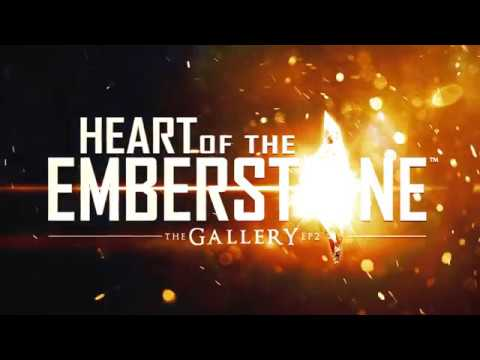 HTC VIVE Developer Diaries - Cloudhead Games | The Gallery - Heart Of The Emberstone