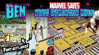 Did You Know Marvel Saved West Edmonton Mall? - Part One - Best Edmonton Mall