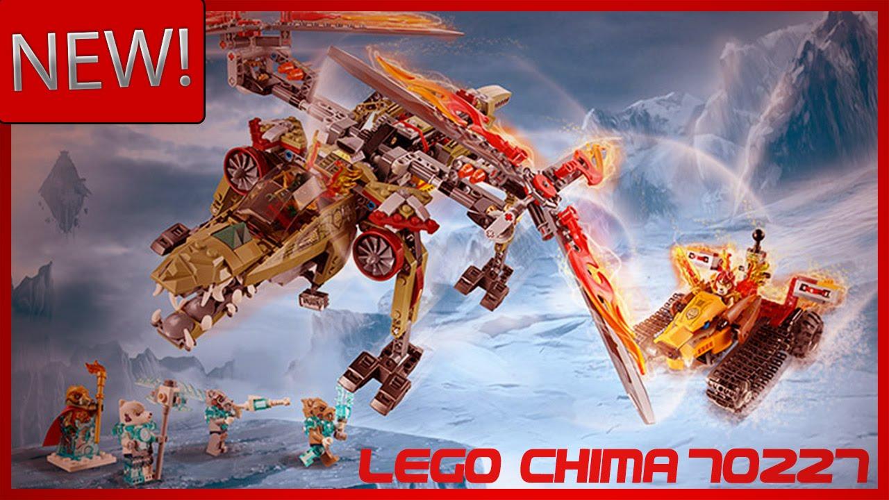 BrickLink - Set 70227-1 : Lego King Crominus' Rescue ...