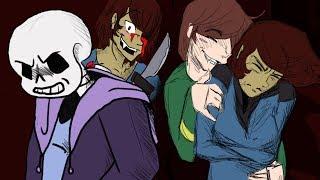 UNDERTALE: Living Coffin - Episode 1 (Comic Dub)