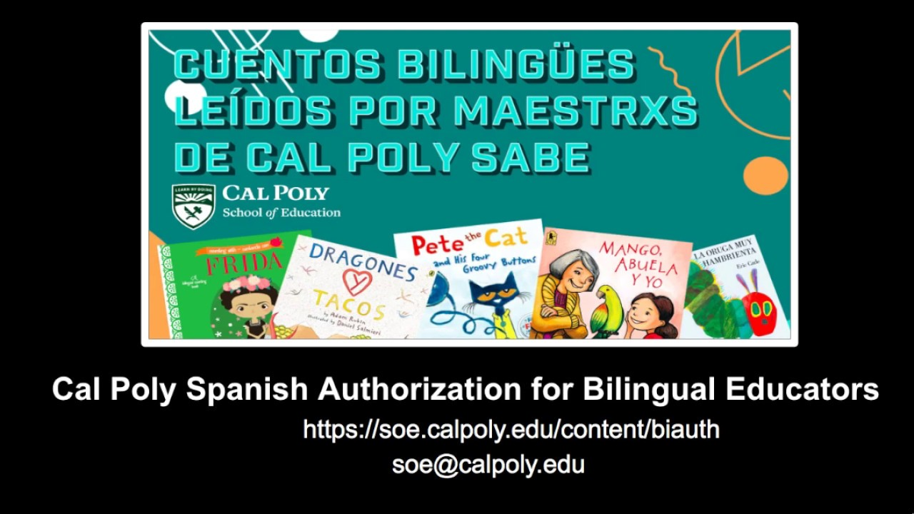 Bilingual Storytime from SABE