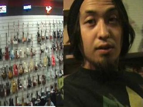 VLOG Day #23 Part 2/2 (Antiques Warehouse, Musical Instruments Store/Mekong Market)